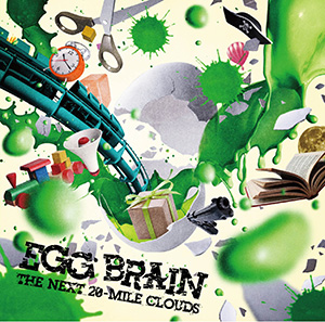 3rd FULL ALBUM 『THE NEXT 20-MILE CLOUDS』