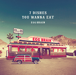 1st MINI ALBUM 『7 DISHES YOU WANNA EAT』