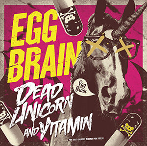 DEAD UNICORN&VITAMIN with PUSH TOUR DVD